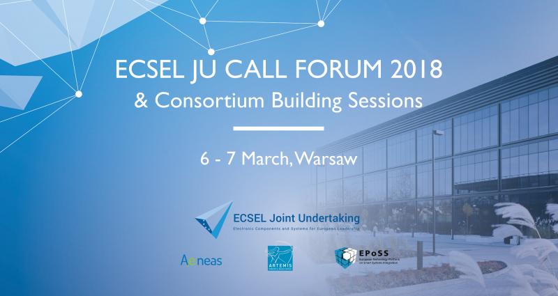 ECSEL Call Forum 2018: Registration open! | ECSEL Joint